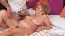 21Sextreme – Kinky old granny Malya loves big dick
